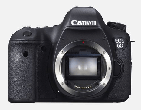 Picture of the Canon 6D
